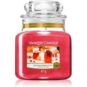 Yankee Candle Christmas Morning Punch illatos gyertya 411 g