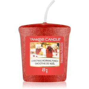 Yankee Candle Christmas Morning Punch viaszos gyertya 49 g