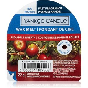 Yankee Candle Red Apple Wreath illatos viasz aromalámpába I. 22 g