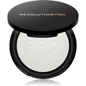 Revolution PRO Pressed Finishing Powder Átlátszó kompakt powder