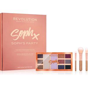 Makeup Revolution Soph X Party Soph ajándékszett hölgyeknek
