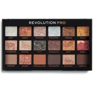 Revolution PRO Regeneration szemhéjfesték paletta árnyalat Astrological 14,4 g