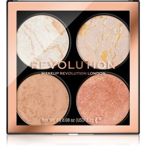 Makeup Revolution Cheek Kit paletta arcra