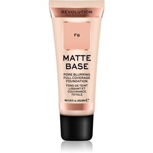 Makeup Revolution Matte Base fedő make-up