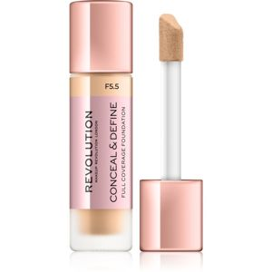 Makeup Revolution Conceal & Define fedő make-up