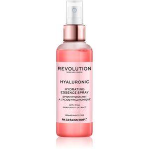Revolution Skincare Hyaluronic Essence hidratáló spray arcra 100 ml
