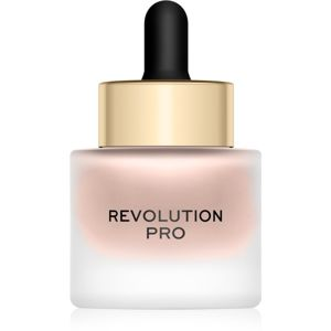 Revolution PRO Highlighting Potion Folyékony Highlighter pipettával árnyalat Rose Quartz 17 ml