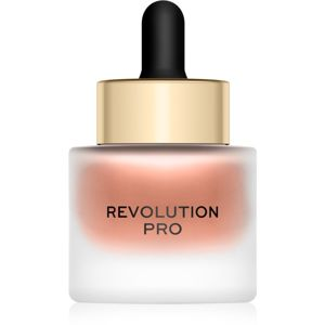 Revolution PRO Highlighting Potion Folyékony Highlighter pipettával árnyalat Molten Amber 17 ml