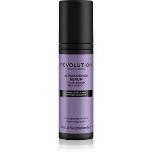 Revolution Skincare 1% Bakuchiol Serum antioxidáns olajszérum arcra egységesíti a bőrszín tónusait