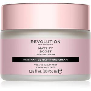 Revolution Skincare Niacinamide mattító nappali krém