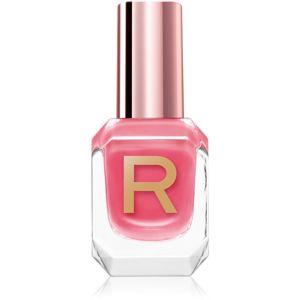 Makeup Revolution High Gloss jól fedő körömlakk magasfényű árnyalat Bubble 10 ml