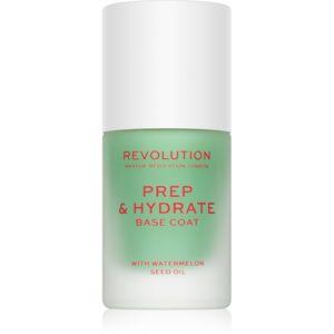 Makeup Revolution Prep & Hydrate alap körömlakk 10 ml