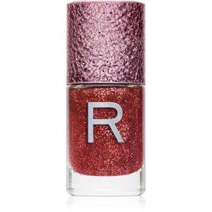 Makeup Revolution Glitter Nail csillogó körömlakk árnyalat Dazzle 10 ml