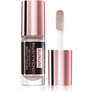 Makeup Revolution Infinite fedő korrektor a bőr tökéletlenségei ellen árnyalat C3 5 ml