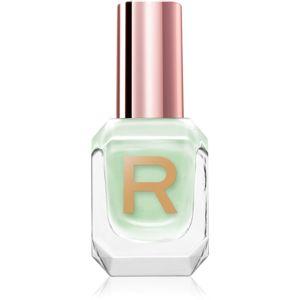 Makeup Revolution High Gloss jól fedő körömlakk magasfényű árnyalat Mint 10 ml