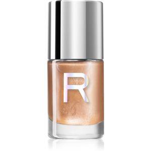 Makeup Revolution Candy Nail körömlakk gyöngyházfényű árnyalat Caramel Fancy 10 ml