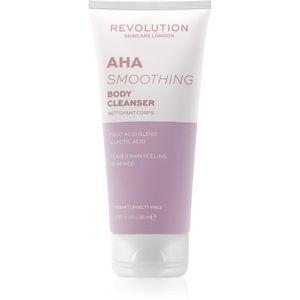 Revolution Skincare Body Salicylic (Balancing) tisztító tusoló gél A.H.A.-val (Alpha Hydroxy Acids) 200 ml