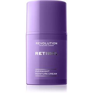Revolution Skincare Retinol feszesítő éjszakai ráncellenes krém 50 ml