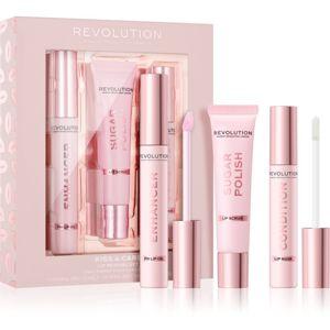 Makeup Revolution Kiss & Care ajakápoló készlet