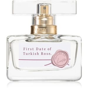 Avon First Date of Turkish Rose Eau de Parfum hölgyeknek 300 ml