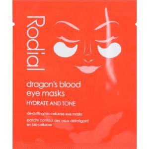 Rodial Dragon's Blood szemmaszk a duzzanat és sötét karikák ellen