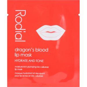 Rodial Dragon's Blood hidratáló maszk az ajkakra 8 db