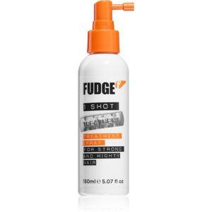 Fudge Treatment öblítést nem igénylő regeneráló ápolás festett hajra