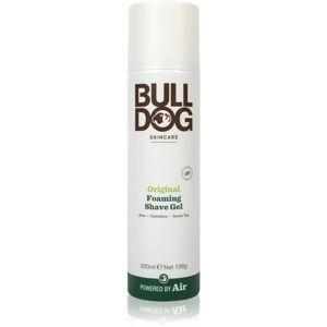 Bulldog Original borotválkozási gél uraknak 200 ml
