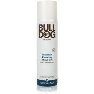 Bulldog Sensitive borotválkozási gél az érzékeny arcbőrre 200 ml