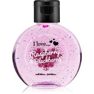 I love... Raspberry & Blackberry kéztisztító gél