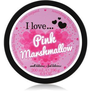 I love... Pink Marshmallow testvaj