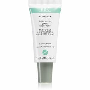 REN ClearCalm helyi ápolás pattanásos bőrre 15 ml