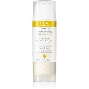 REN Clarimatte™ tisztító gél kombinált és zsíros bőrre 150 ml