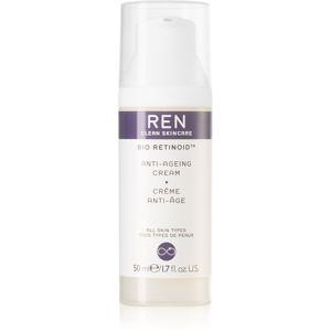 REN Bio Retinoid™ megújító krém a bőr öregedése ellen retinollal 50 ml