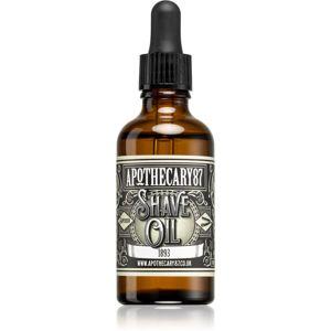Apothecary 87 1893 borotválkozó és szakáll ápoló olaj