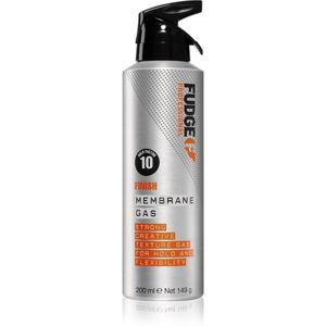 Fudge Finish Membrane Gas styling spray extra erős fixáló hatású 200 ml