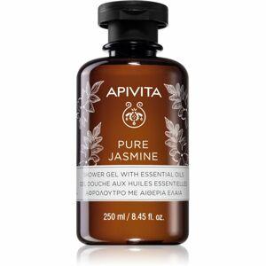 Apivita Pure Jasmine hidratáló tusoló gél 250 ml