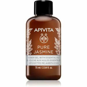 Apivita Pure Jasmine hidratáló tusoló gél 75 ml