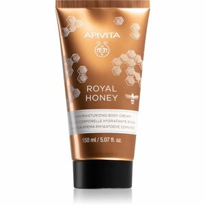 Apivita Royal Honey hidratáló testkrém 150 ml