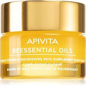 Apivita Beessential Oils éjszakai bőrbalzsam a táplálásért és hidratálásért 15 ml