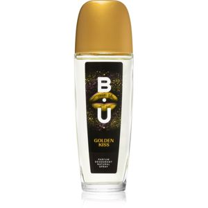 B.U. Golden Kiss spray dezodor new design hölgyeknek 75 ml