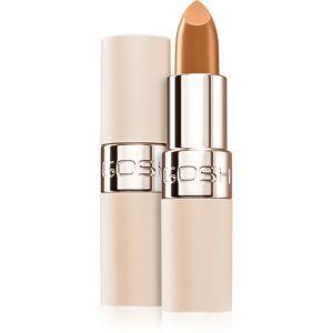 Gosh Luxury Nude Lips félmatt rúzs hidratáló hatással árnyalat 002 Undressed 4 g