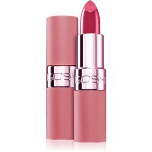 Gosh Luxury Rose Lips félmatt rúzs árnyalat 002 Romance 4 g