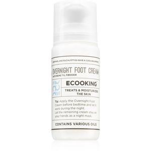 Ecooking Eco éjszakai krém lábakra 100 ml