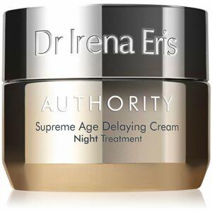 Dr Irena Eris Authority feszesítő éjszakai ráncellenes krém 50 ml