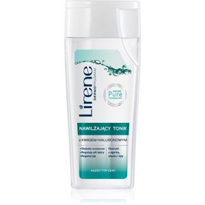 Lirene Cleaning tisztító tonik hidratáló hatással 200 ml