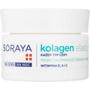Soraya Collagen & Elastin ránctalanító krém vitaminokkal