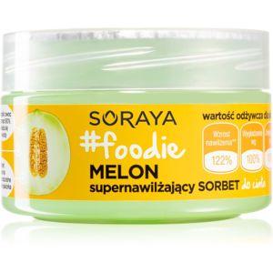 Soraya #Foodie Melon intenzív hidratáló gél testre 200 ml