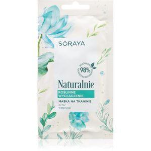 Soraya Naturally arcmaszk kisimító hatással 17 g