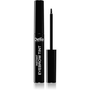 Delia Cosmetics Eyebrow Expert szemöldökfesték árnyalat 1.0 BLACK 6 ml